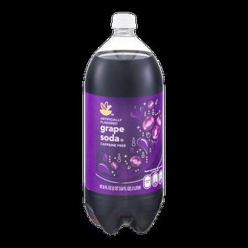 Ahold Grape Soda