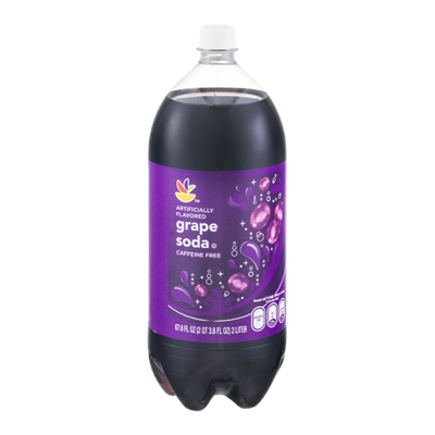 Ahold Grape Soda