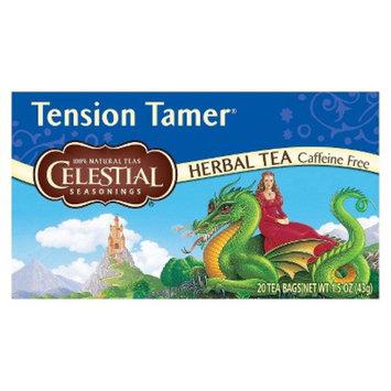 The Hain Celestial Group, Inc. Celestial Seasonings Tension Tamer Herbal Tea 20 ct, 6 pk