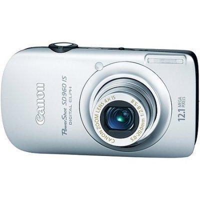 Canon Digital Camera,12.1MP,4x Digital Zoom,2-4/5
