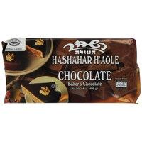 Hashachar Baking Chocolate, 14-Ounce Bricks (Pack of 3)