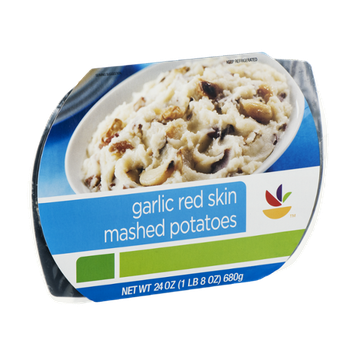 Ahold Garlic Red Skin Mashed Potatoes
