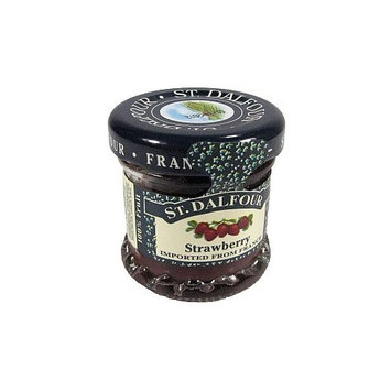 St Dalfour ST. DALFOUR Wild Blueberry Conserves, 1 Ounce Jars (Pack of 48)