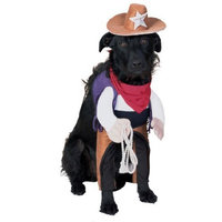 Rubies Costume Co Sheriff Dog Pet Costume Medium