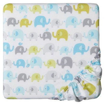 Trunks of Love Fitted Crib Sheet by Circo