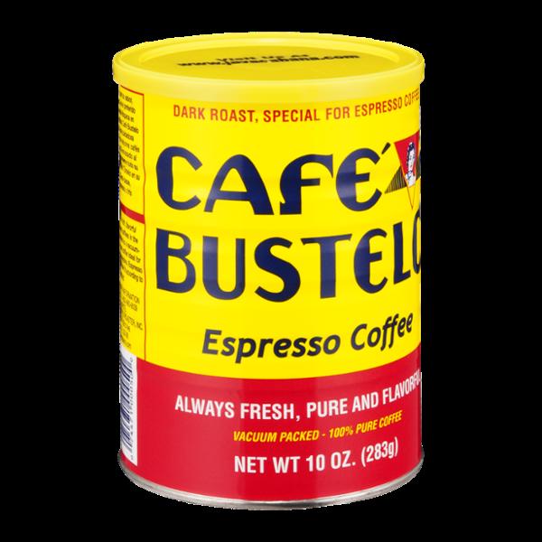 Cafe Bustelo Cafe Espresso