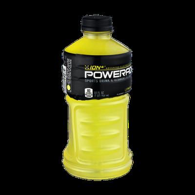 Powerade Ion4 Sports Drink Lemon Lime