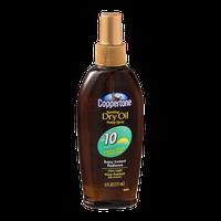 Coppertone Tanning Dry Oil Pump Spray SPF 10