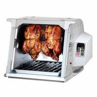 Ronco St5000plgen Digital Showtime Rotisserie And Bbq Oven, Platinum Ed, 1 ea