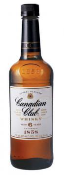 Canadian Club Rye Whiskey