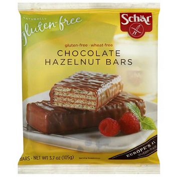 Schar Gluten-Free Chocolate Hazelnut Bars
