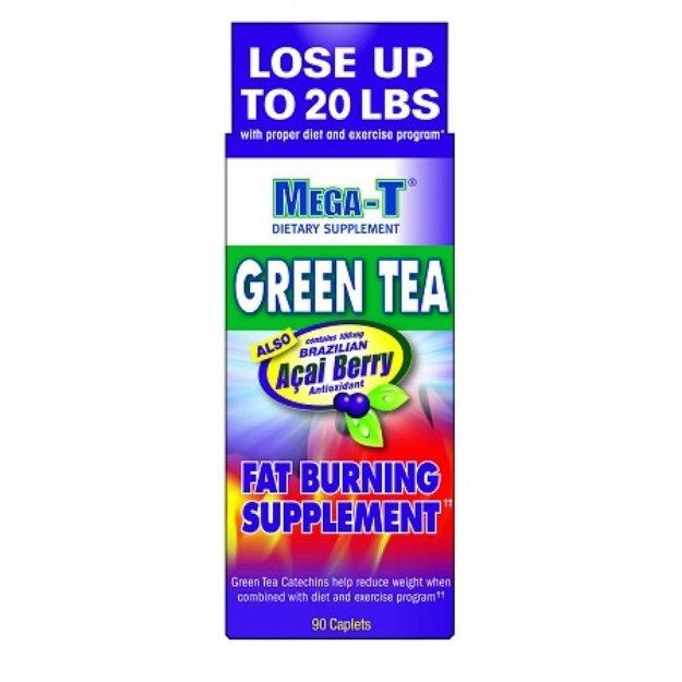 Mega-T Green Tea with Acai Berry