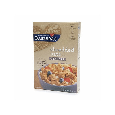 Barbara's Bakery Shredded Oats Cereal