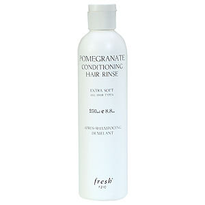 fresh Pomegranate Conditioning Hair Rinse