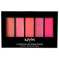 NYX Lip Gloss Palette