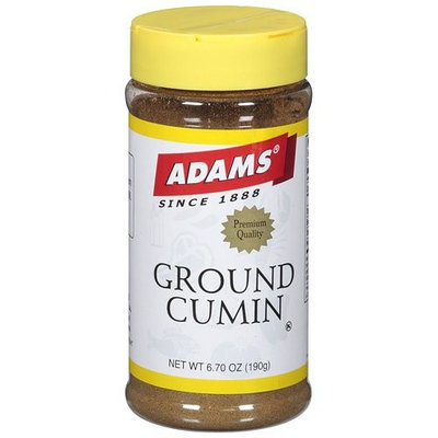 Adams Ground Cumin Spice, 190g