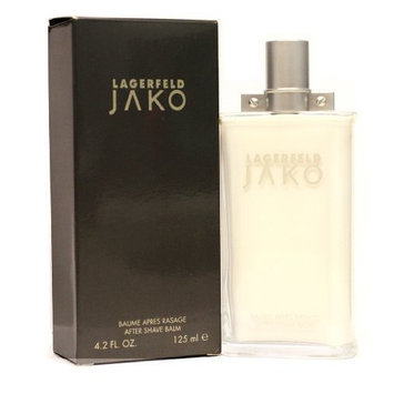 Jako By Karl Lagerfeld For Men. Aftershave Balm 4.2 Oz / 125 Ml.