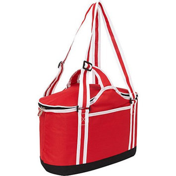 Bellino Crunchy Cooler Basket Hot & Cold Red - Bellino Travel Coolers