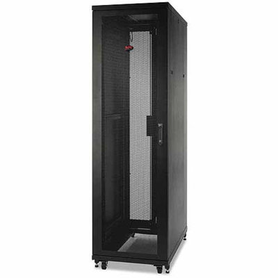 American Power Conversion APC NetShelter SV 42U 600mm Wide x 1060mm Deep Enclosure with Sides Black