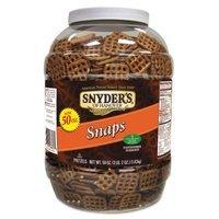 SNY1011039 - Snyder's Traditional Pretzel Snaps