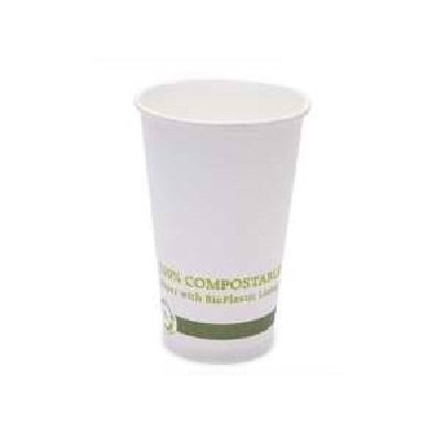 World Centric BG19750 World Centric Hot Pepper Cup 16Oz Bio - 20x50 CT