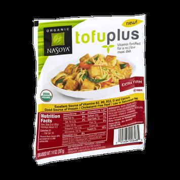 NaSoya Organic Tofu Plus Extra Firm Tofu