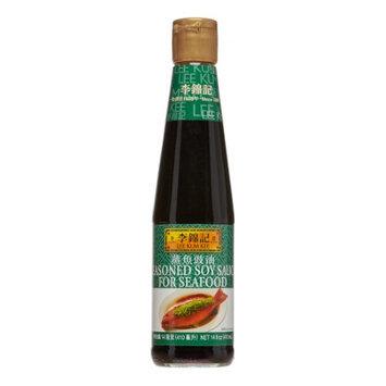 Lee Kum Kee BG15115 Lee Kum Kee Seasoning Seafood Soy Sauce - 12x14OZ