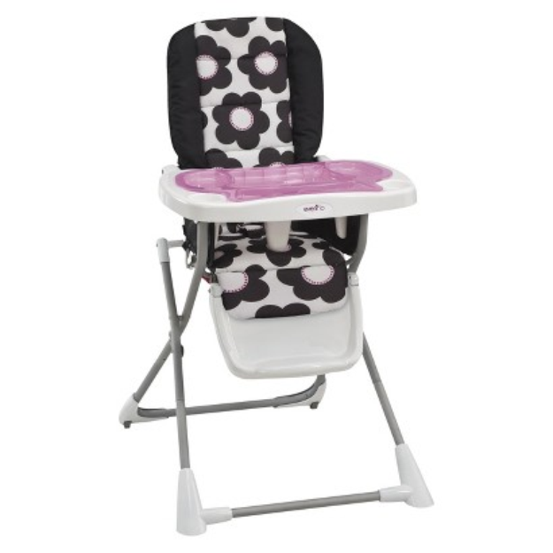 Evenflo Compact Fold High Chair - Marianna