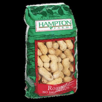 Hampton Farms Roasted No Salt Peanuts
