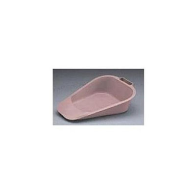 Medline DYNC8522 Fracture Bedpan - Mauve - Case Of 24