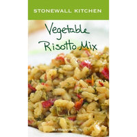 Stonewall Kitchen Vegetable Risotto Mix, 6-Ounce Boxes (Pack of 4)