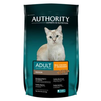 AuthorityA Indoor Cat Food
