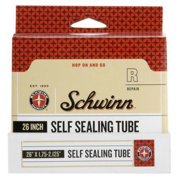 Pacific Cycle Schwinn Self Sealing Bicycle Tire Tube 26