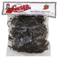 Fiesta New Mexico Chili Pods, 8-Ounce (Pack of 6)