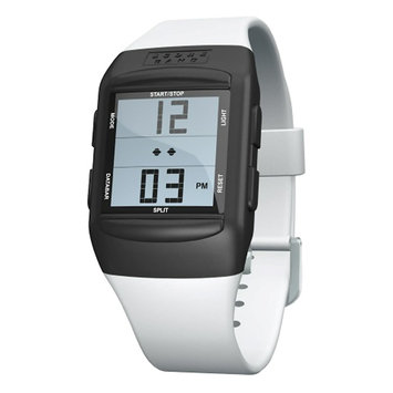 Cam Consumer Products, Inc. Pro 5 Mode Digital Scorekeeping Watch White - L/XL