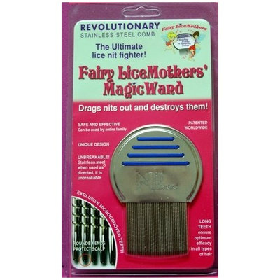 Fairy Lice Mothers Magic Wand Lice Comb CT