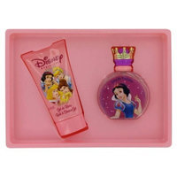 Snow White by Disney Gift Set -- 3.4 oz Eau De Toilette Spray + 5.1 oz Body Lotion for Women