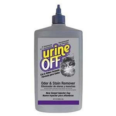 Urine Off Urine-Off Cat and Kitten Formula Oval Bottle Carpet Injector Cap - 32 oz. - Vet Strength