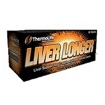 ThermoLife Liver Longer, Tablets, 60 tablets