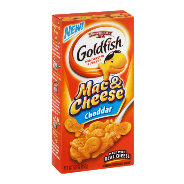 Pepperidge Farm® Goldfish® Mac & Cheese Cheddar