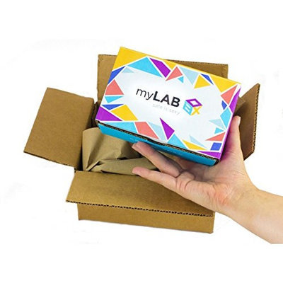 myLAB Box At Home STD Test Kit - Trichomoniasis Testing for MEN - Discreet Mail-In Kit - Lab Certified Results in 3-5 Days