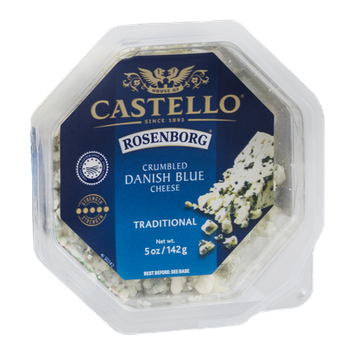 Castello Rosenborg Crumbled Danish Blue Cheese Traditional