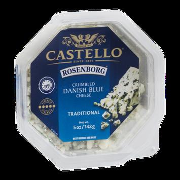 Castello Rosenborg Crumbled Danish Blue Cheese Traditional