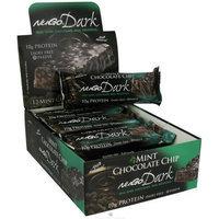 NuGo Nutrition - Dark Bar Mint Chocolate Chip