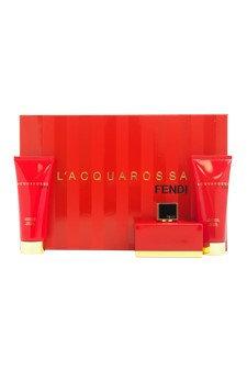Fendi LAcquarossa Women's 3-piece Gift Set