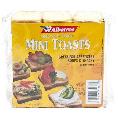 Albatros Mini Toast - 1 pack - 2.75 oz