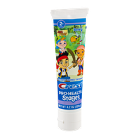 Crest Pro-Health Stages Jake And The Neverland Pirates Anticavity Fluoride Berry