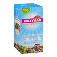 Jolly Oak Granola Dark Chocolate Coconut Nut Free