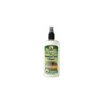 Howard Products 12 Oz Lemongrass & Lime Stainless Steel Cleaner & Polish  SS5012