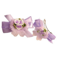 Smoothies Rosettes Barrettes-Lavender 00798
